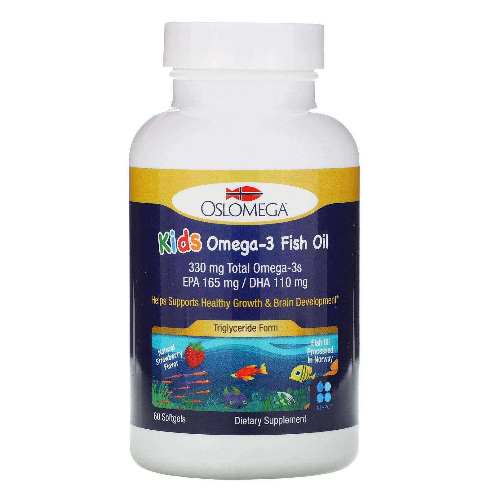 Детский рыбий жир: выбираем лучший препарат