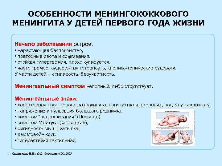 Менингококковая инфекция: этиология, патогенез и лечение