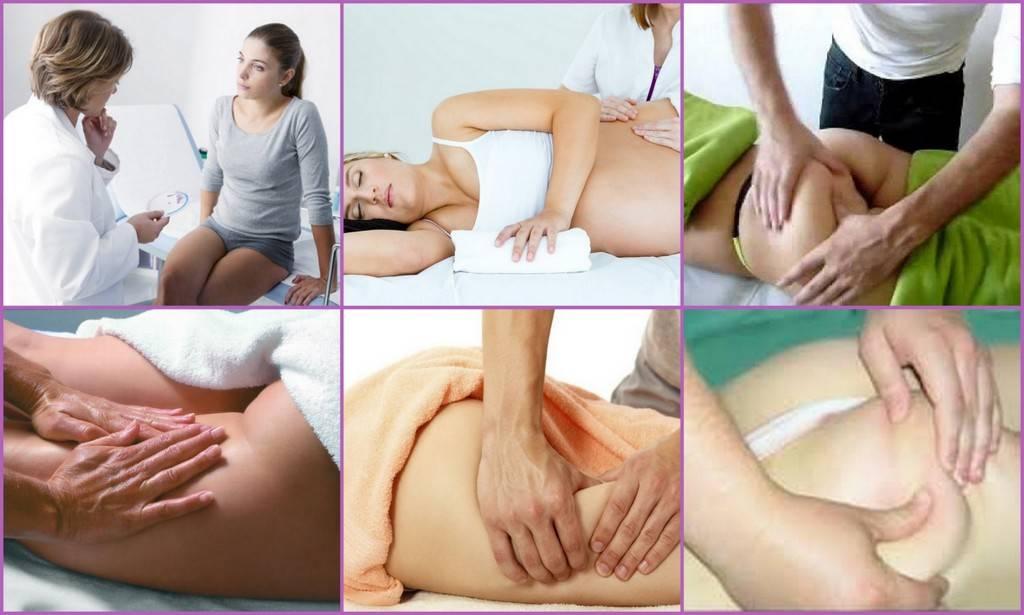 Особенности проведения антицеллюлитного массажа во время беременности