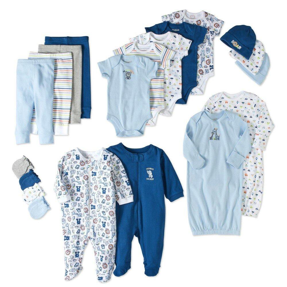 Какая одежда нужна новорожденному летом?