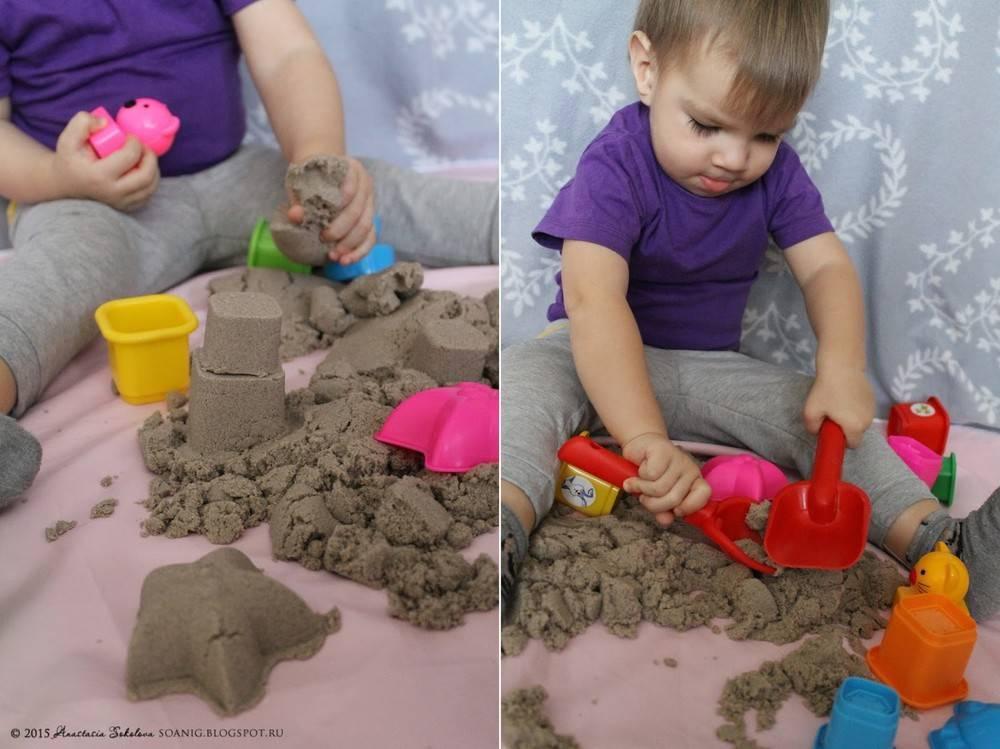 Чем отличается кинетический, космический, живой песок и что лучше? детский кинетический нерассыпающийся песок для лепки: что это такое и в чем отличия от других видов