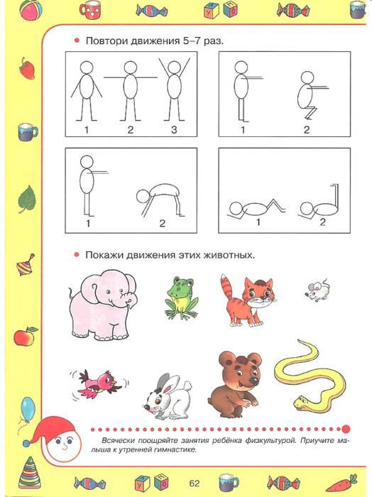 Что должен уметь ребенок в 2 года - список навыков для мальчика и девочки, признаки задержки развития