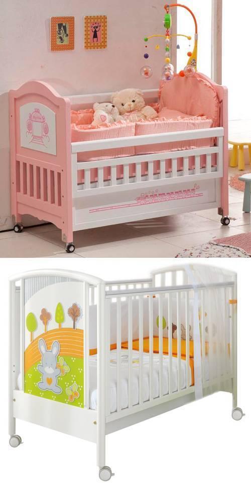 Кроватки для новорожденных: рейтинг лучших с фото, правила выбора, виды кроватей | покупки | vpolozhenii.com