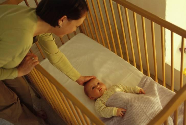 Ребенок плохо спит ночью? изучаем правила «золотого» детского сна!