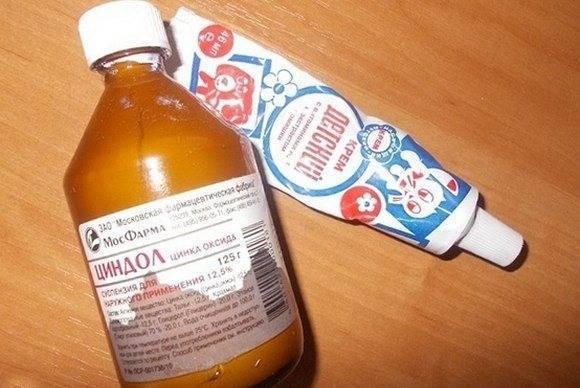Циндол при дерматите (атопическом, себорейном, аллергическом) у детей и взрослых