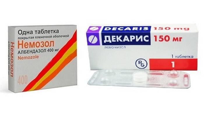 Лекарство от глистов для детей и взрослых - обзор препаратов