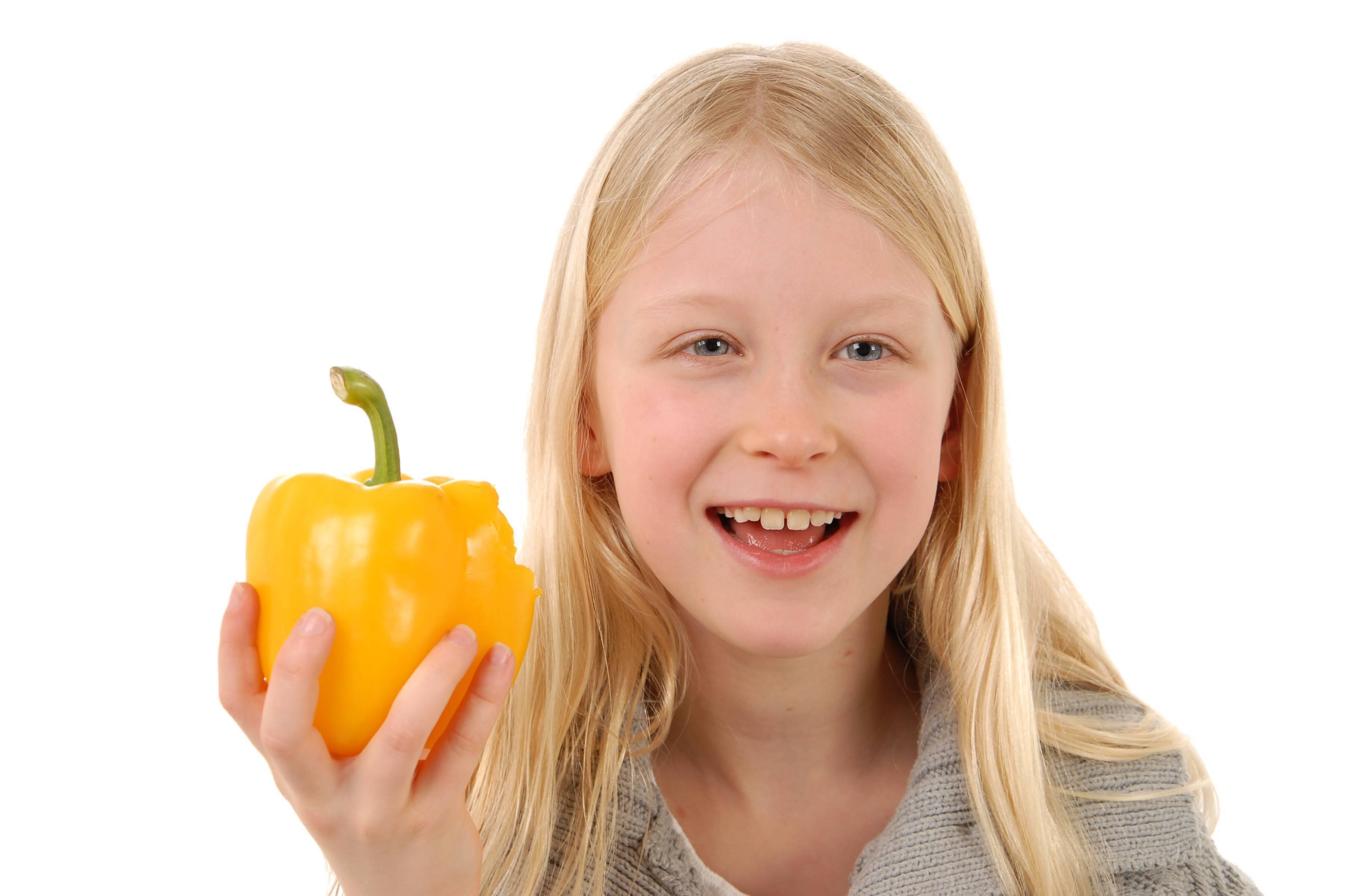 Можно ли 9 месячному ребенку вареный перец. можно ли годовалому ребенку болгарский перец. в каком виде давать болгарский перец ребенку