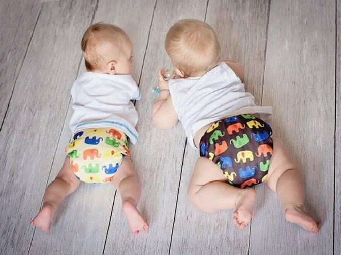 Учим ребенка обходиться без памперсов днем и ночью