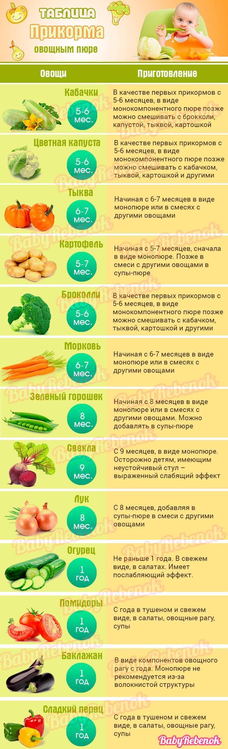 Когда можно давать морковный сок грудничку, с какого возраста и как правильно готовить