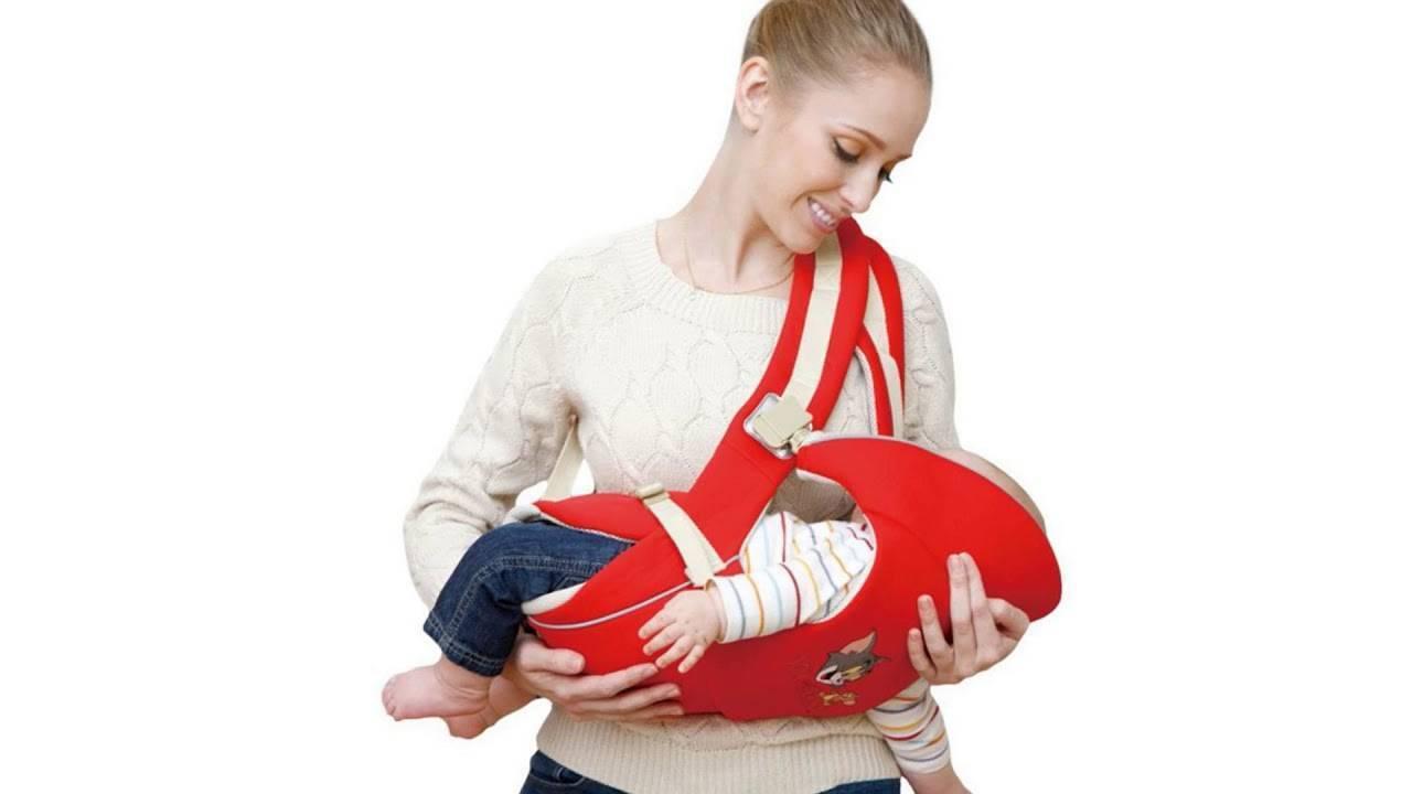 Кенгуру для детей: как и с какого возраста можно носить новорожденных