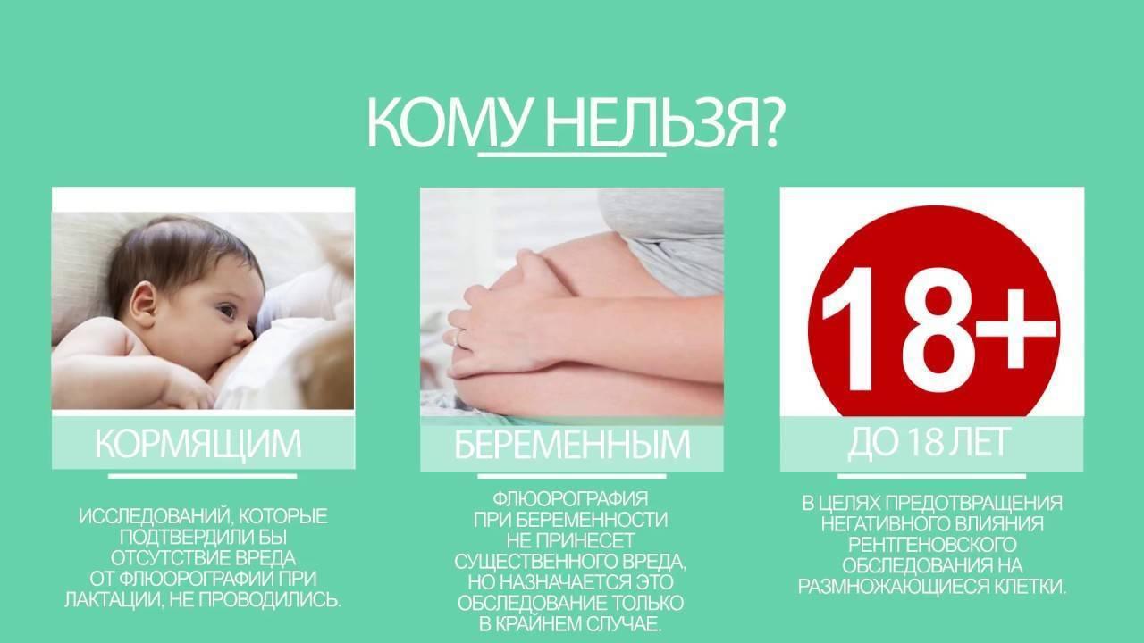 Зачем флюорография мужа при беременности