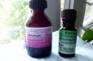 Фукорцин: показания и инструкция. инструкция по применению «фукорцина» для детей при стрептодермии, опрелостях у новорожденных и других заболеваниях