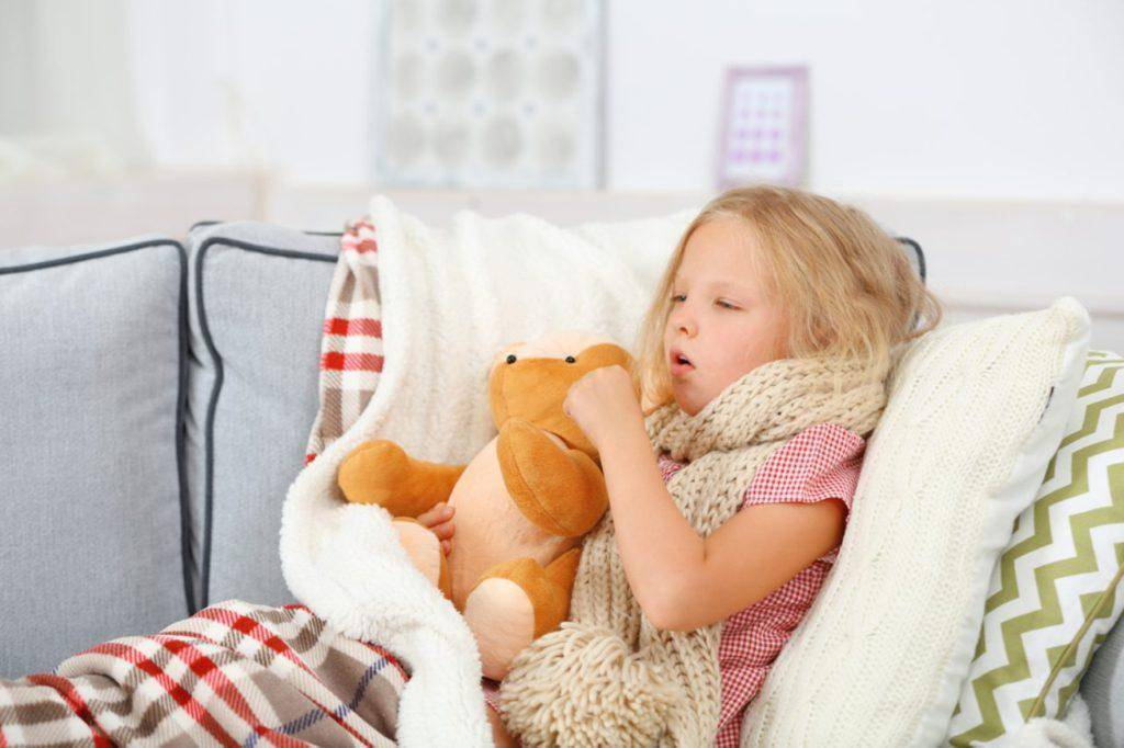 Сухой кашель у грудничка без температуры лечение - всё о грудничках