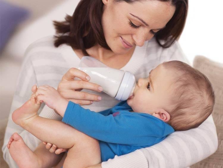 Когда и как отучить ребёнка от ночного кормления