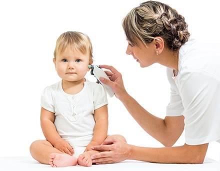 Можно ли купать ребенка если болят уши