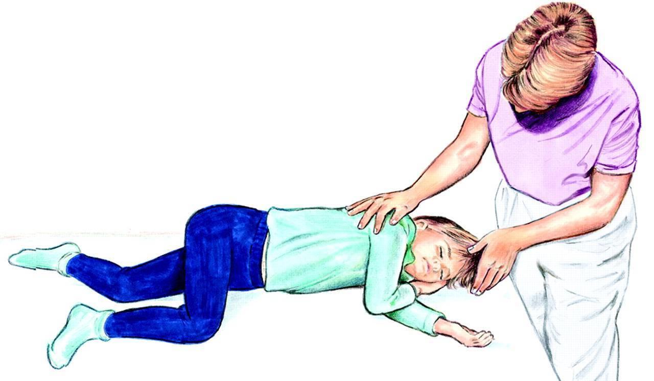 Фебрильные судороги у детей - первая помощь