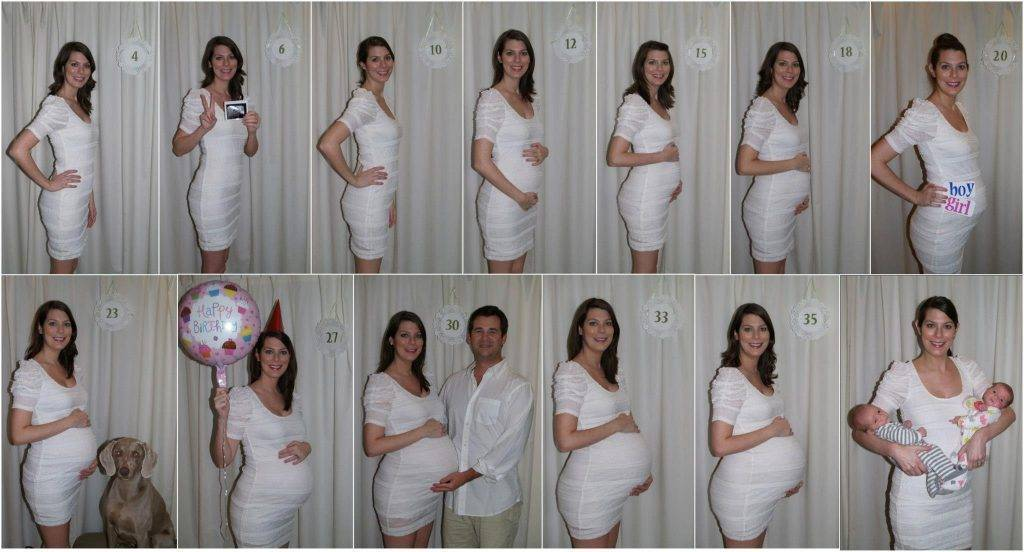 10 способов привыкнуть к беременности и грядущим переменам