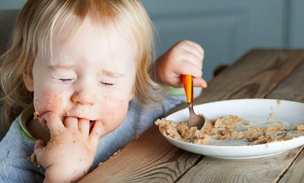 Что делать, если ребенок отказывается от прикорма?