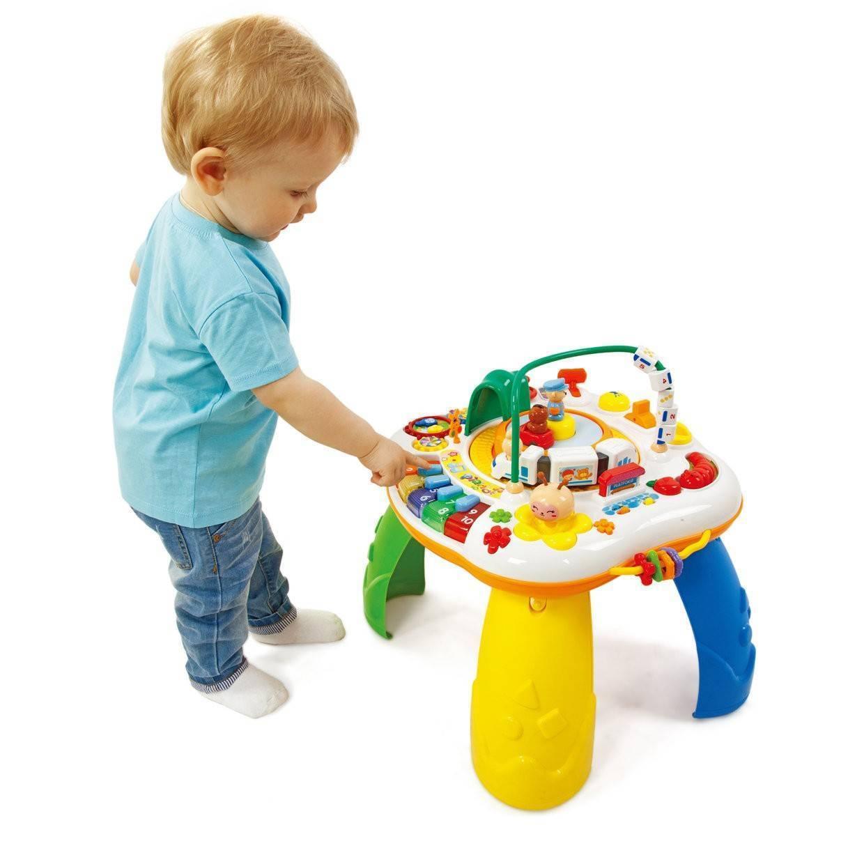 Лучшие игрушки для детей 2-3 лет   аналогий нет