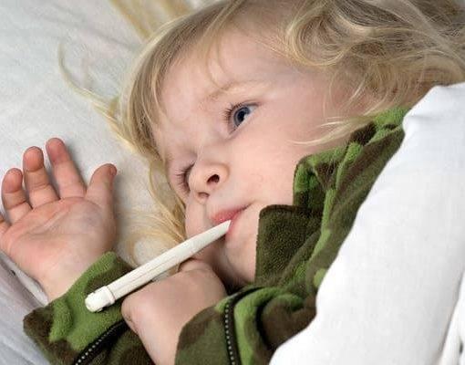Вирус коксаки у детей. как выглядит на фото.