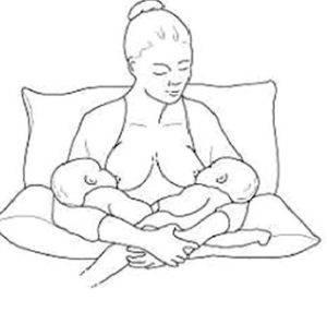 Как кормить грудью двойню. особенности кормления двойни. позаботьтесь о себе