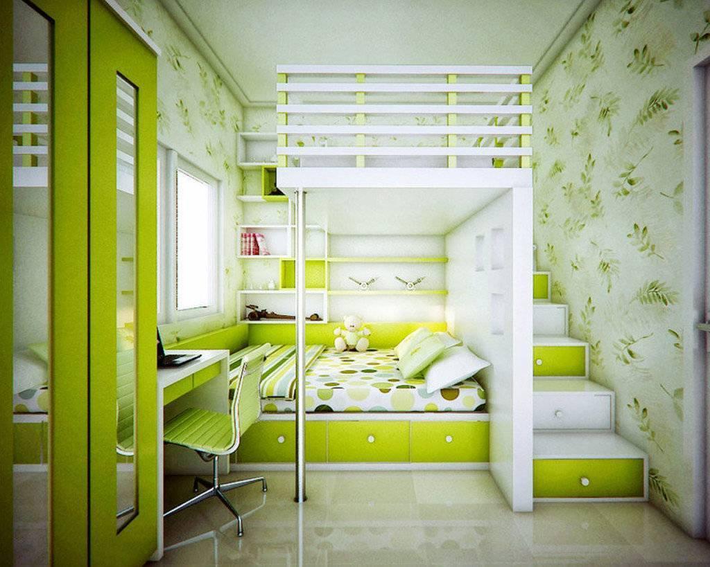 Дизайн маленькой детской комнаты: правильное обустройство интерьера, фото
