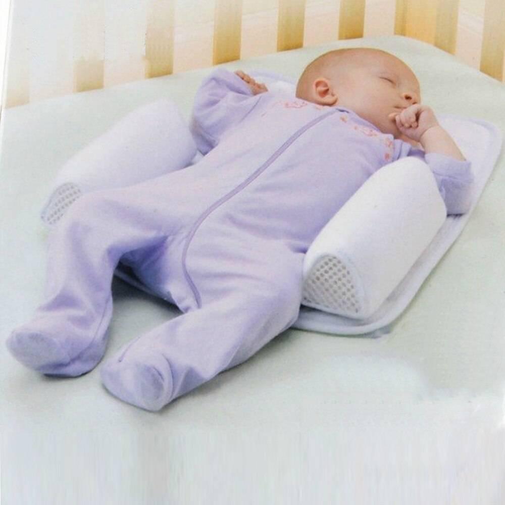 Виды и особенности позиционеров для сна младенцев
