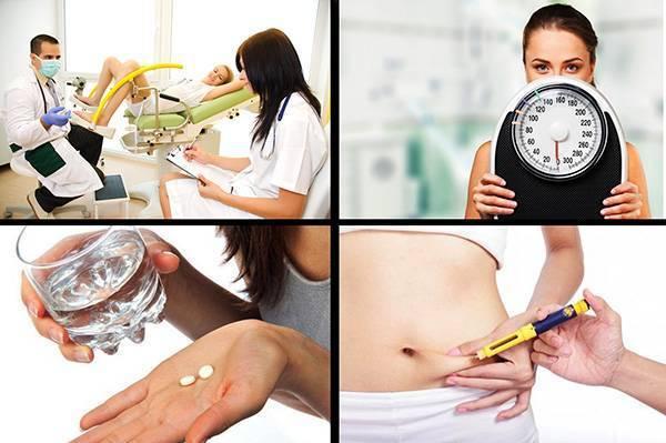Стимуляция яичников для планирования беременности