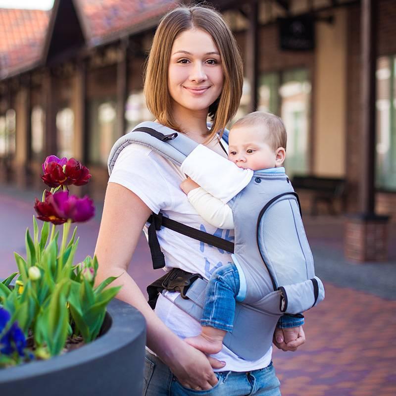 Кенгуру для новорожденных: как и с какого возраста можно использовать