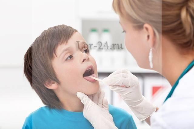 Хронический аденоидит у детей: симптомы и лечение