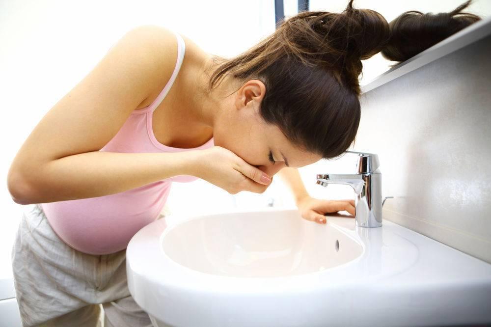 Как устранить токсикоз при беременности