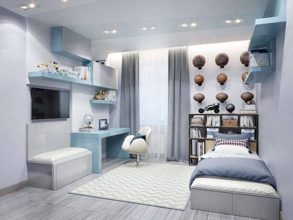 Мебель для подростковой комнаты: шкафы, гарнитуры и другие виды, фото дизайна