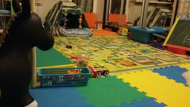 Учим ребенка 2-3 лет играть самостоятельно
