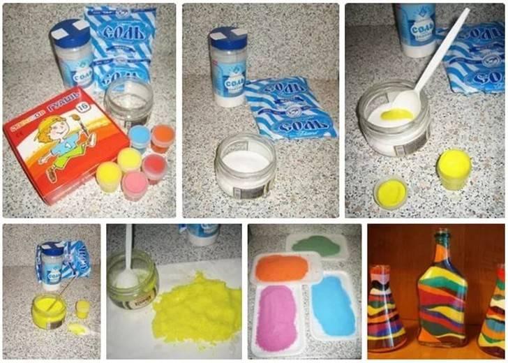 Инструкция, как сделать краску своими руками. рекомендации по изготовлению в домашних условиях