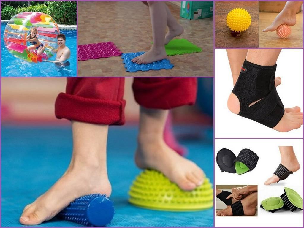 Виды массажных ортопедических ковриков для стоп детей