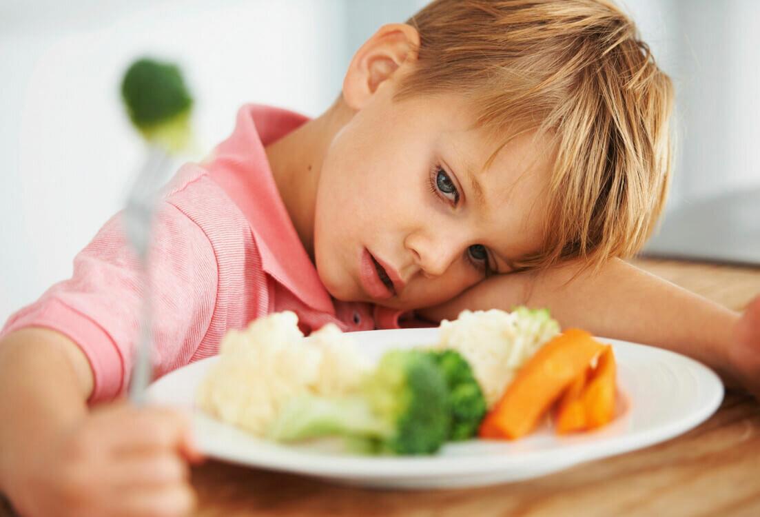 Повышаем аппетит у ребенка: проверенные способы