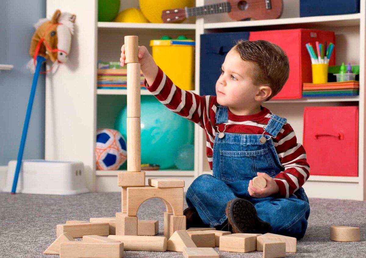 15 советов, как научить ребенка играть самостоятельно