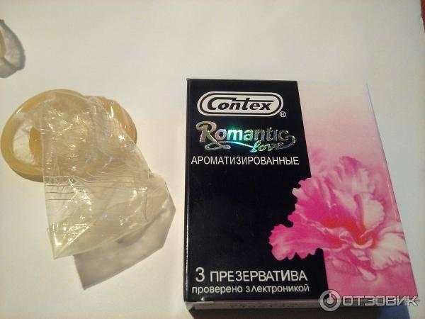 Презерватив - не  лучший способ контрацепции