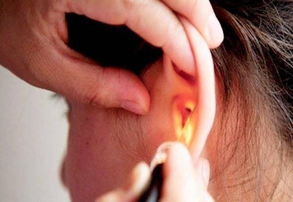 Что делать, если у ребенка идет кровь из уха
