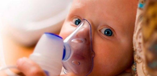 Ингаляции при аденоидах у детей небулайзером: растворы пульмикорт, цедовикс и другие препараты