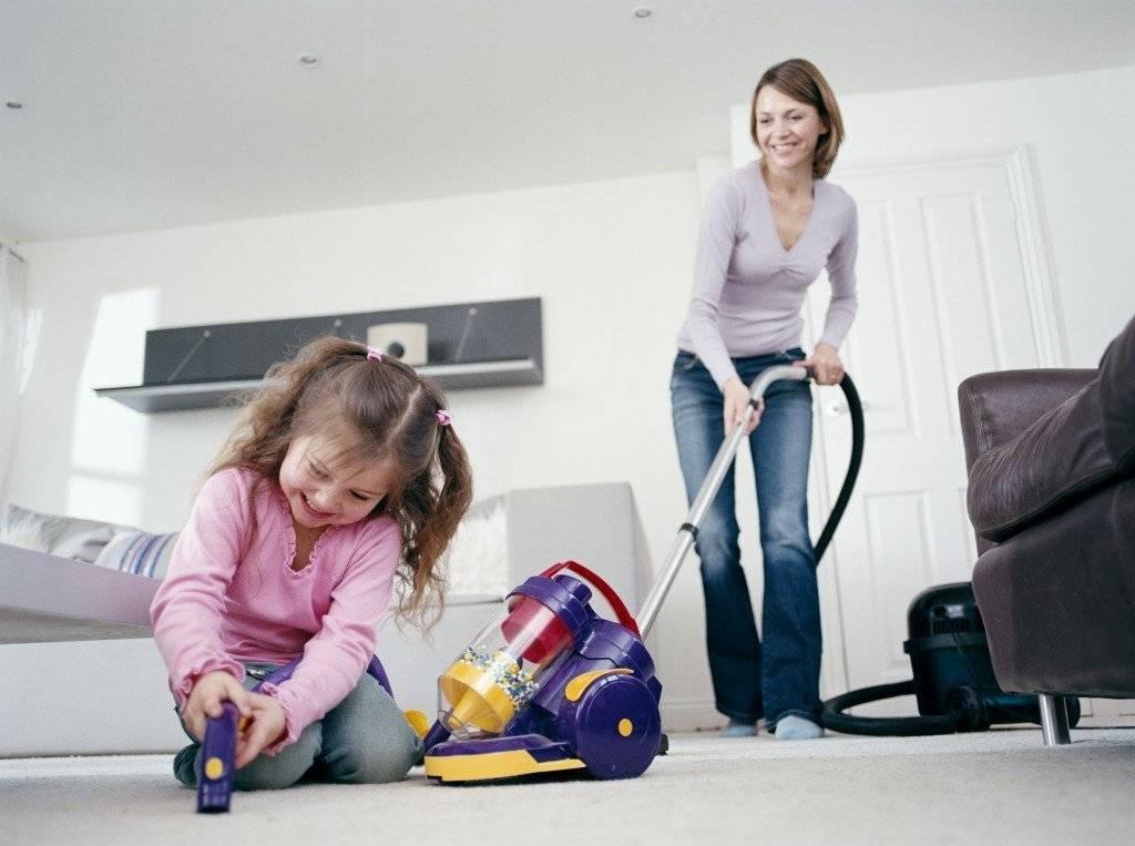 Как приучить детей к порядку, чтобы это не привело к конфликту в семье