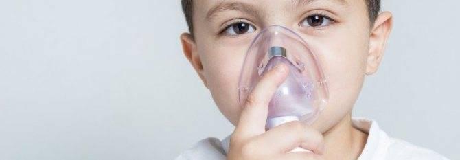 Помогут ли ингаляции небулайзером при аденоидах у детей? - о болезнях