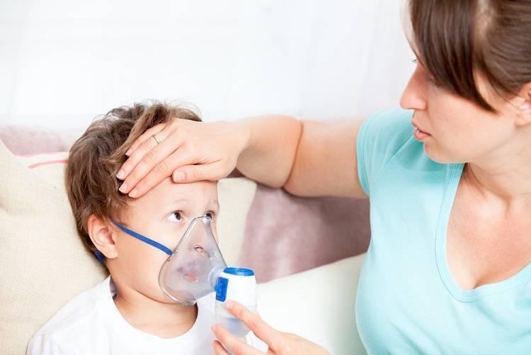 Можно ли делать ингаляции при температуре детям