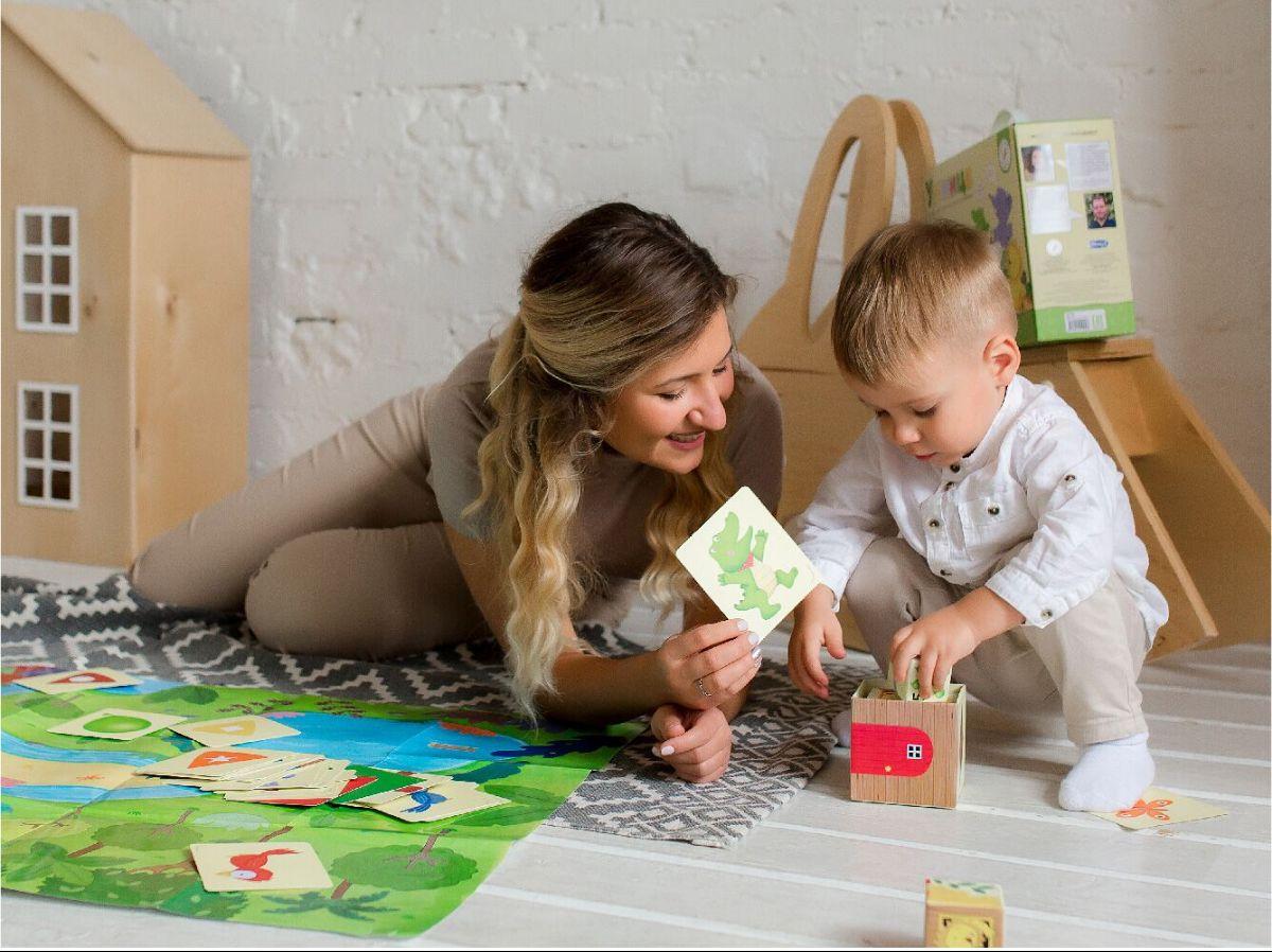 Игрушки для детей 8 месяцев развивающие какие нужны