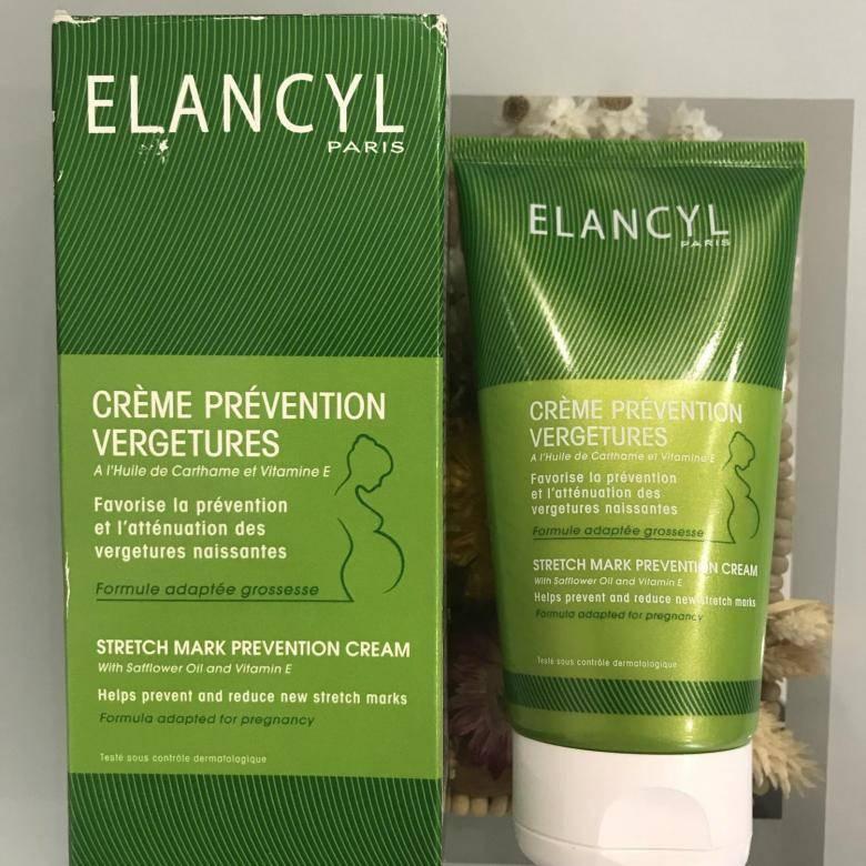 Elancyl - крем от растяжек при беременности: эффективность, инструкция по применению