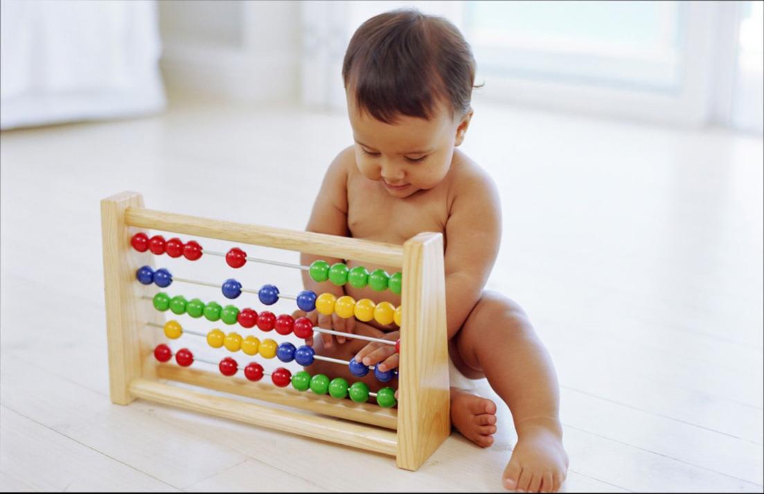 Игры и забавы для восьмимесячного ребенка