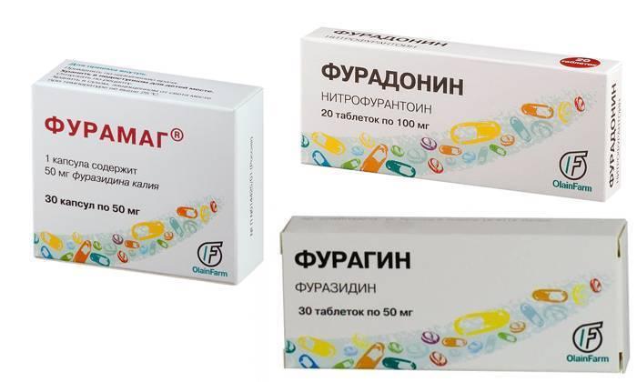 Антибиотики при цистите: перечень эффективных препаратов