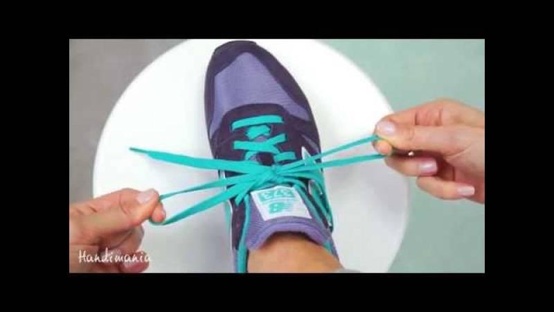 Как научить ребенка завязывать шнурки быстро и просто: рекомендации + видео