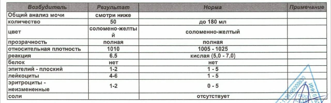 Копрограмма кала - расшифровка и норма у детей в таблице