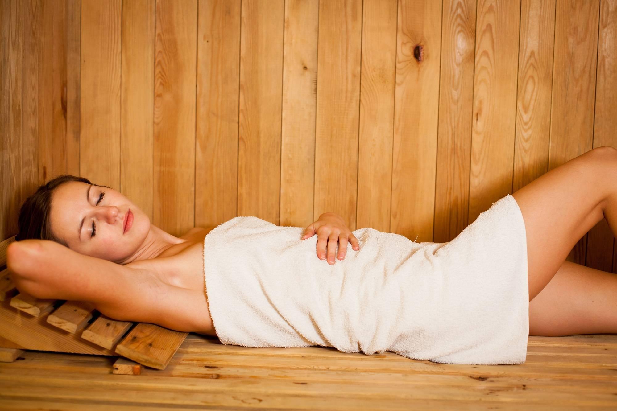 10 рекомендаций по посещению бани и сауны кормящим мамам